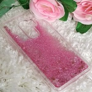 Accessories - Galaxy S9 Plus Case, Bling Glitter Sparkle Flowing
